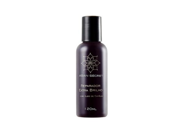 Asian Secret Reparador Extra Brilho 120ml