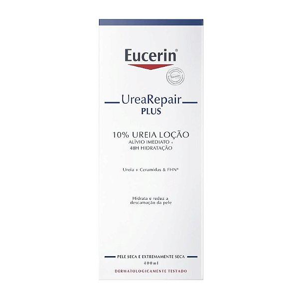 Eucerin Ureia Repair Plus Loção Hidratação 10% Ureia 400ml