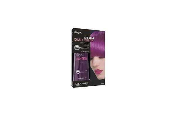 Alta Moda Creative Crazy Color Dark Violet 120g