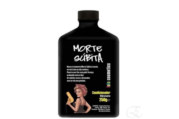 Lola Cosmetics Morte Súbita Condicionador Hidratante 250g