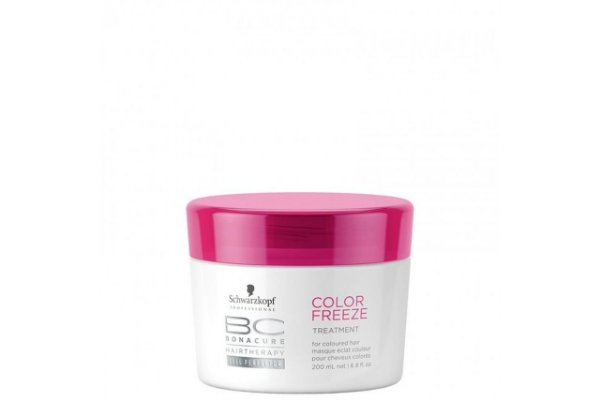 Schwarzkopf Bonacure Color Freeze Másc. De Tratamento 200ml