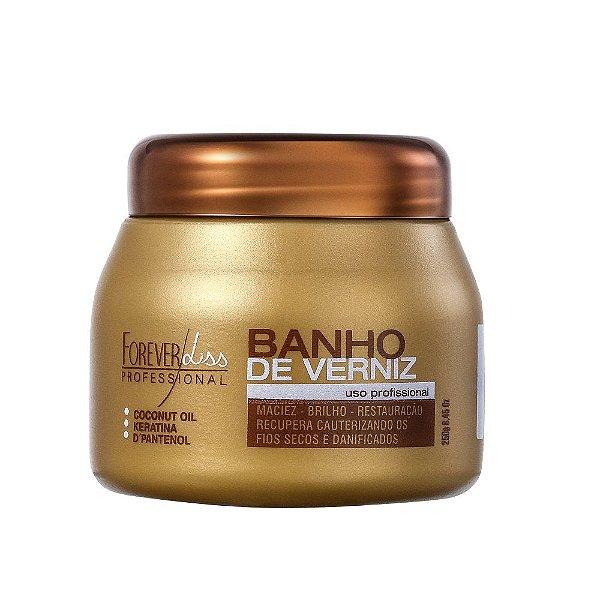 Forever Liss Máscara Banho de Verniz 250g