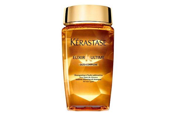 Kerastase Nutritive Elixir Ultime Shampoo Óleo Complexe - 250ml