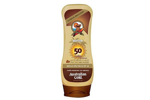Australian Gold Kona Coffee Instant Bronzer FPS50 237ml