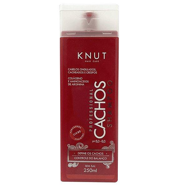 Knut Shampoo Cachos 250ml