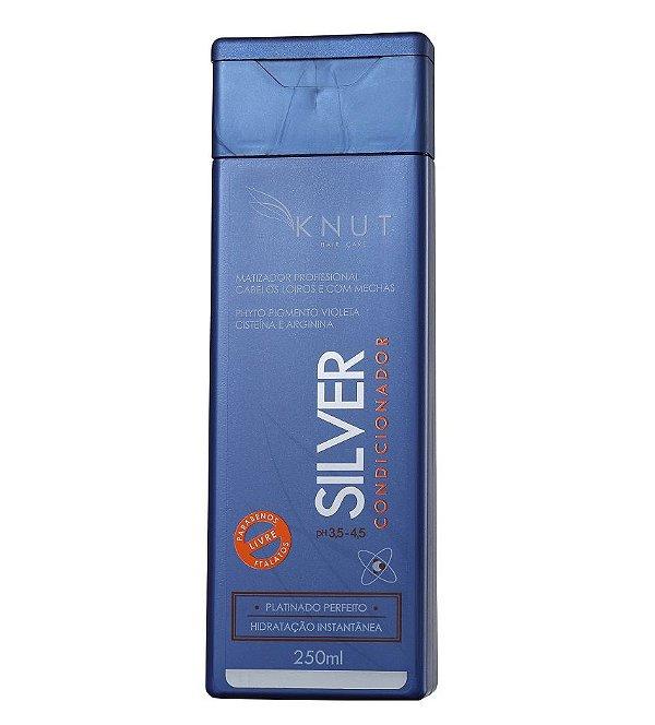 Knut Condicionador Silver Cisteine 250ml