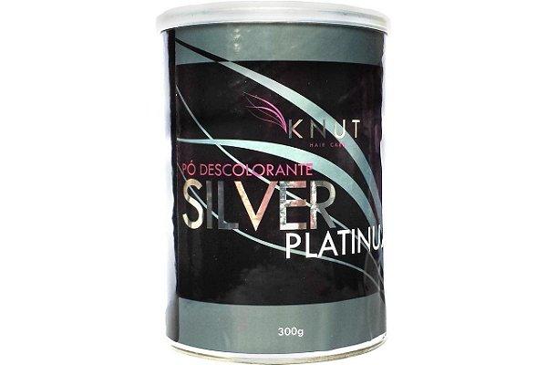 Knut Pó Descolorante Silver Platinum Queratina 300g
