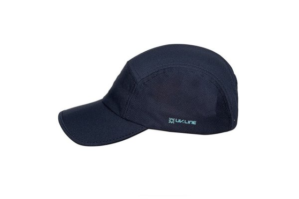 Uv Line Boné Anthletic Dry Azul Masculino
