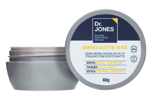 Dr Jones Amino Matte Wax 60g