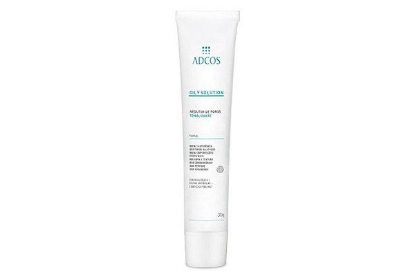 Adcos Oily Solution Redutor de Poros Tonalizante 30g