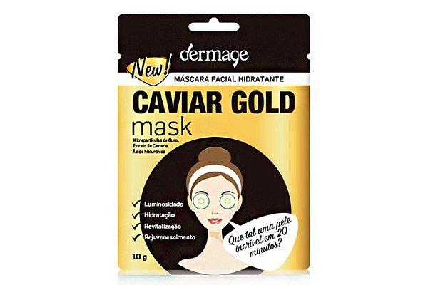 Dermage Caviar Gold Mask 10g
