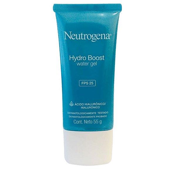 Neutrogena Hydro Boost Water Gel Hidratante Facial FPS25 55g