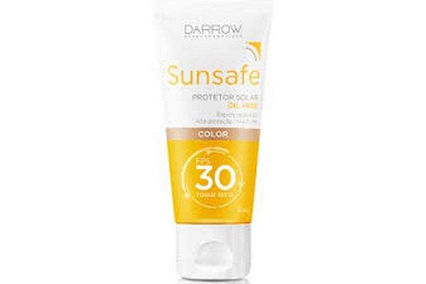 Darrow Sunsafe Color Protetor Solar FPS30 50ml validade 12/19