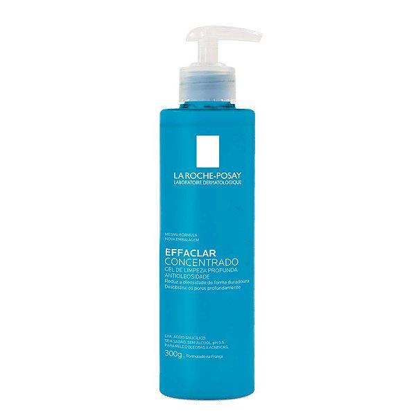 La Roche-Posay Effaclar Concentrado Gel de Limpeza 300g