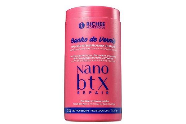Richee Nanobotox Banho de Verniz 1000g