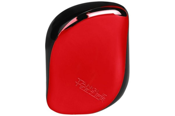 Tangle Teezer Compact Styler Red Chrome