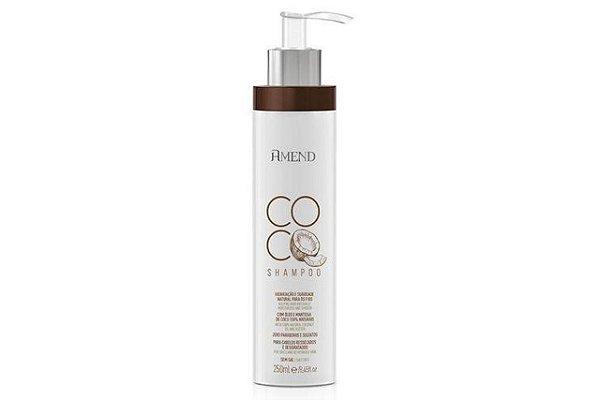 Amend Shampoo Coco 250ml