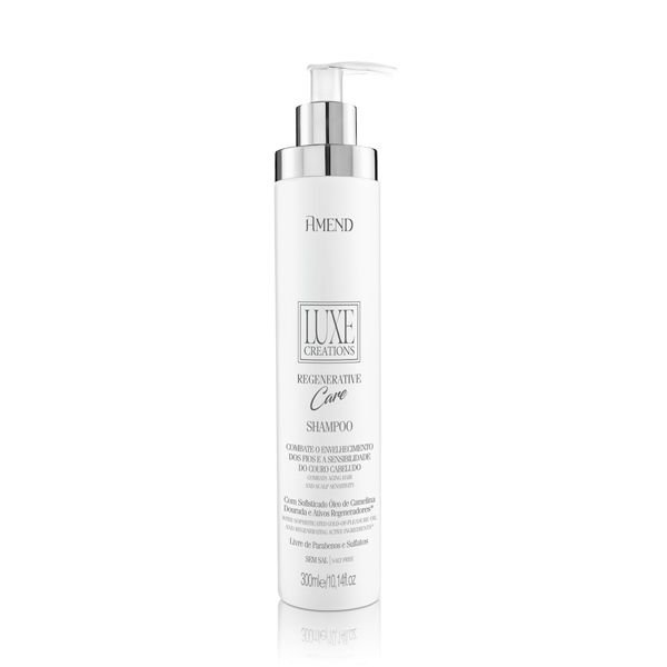 Amend Shampoo Regenerative 300ml