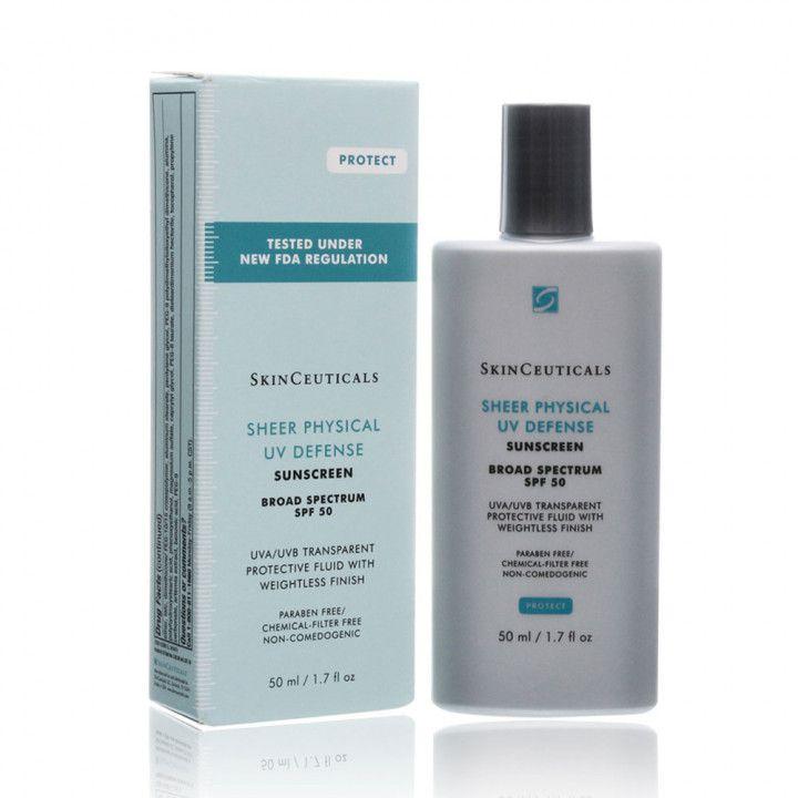 Skinceuticals Sheer Physical FPS50 sem Cor 50ml