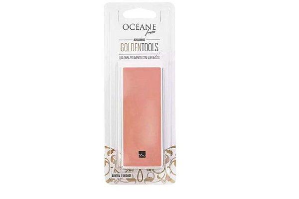 Oceane Femme Golden Tools Lixa Para Polimento com 4 Funções