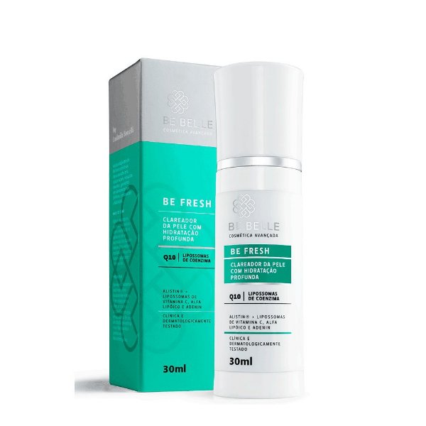 Be Belle Be Fresh Clareador Antiglicante e Antioxidante 30ml