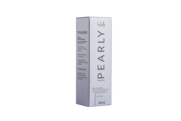 Be Belle Pearly Booster Caviar Antienvelhecimento 30ml