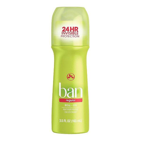 Ban Desodorante Roll On Regular 103ml
