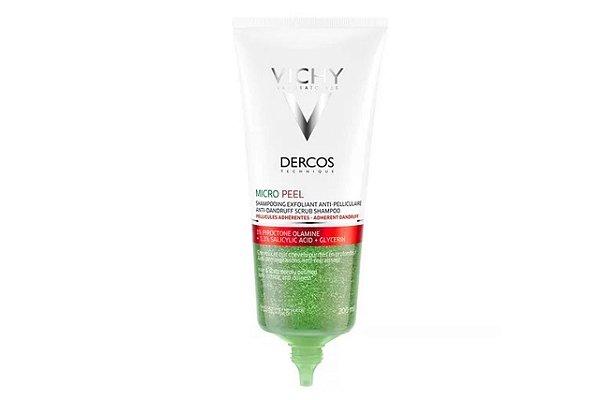 Vichy Shampoo Anticaspa Esfoliante Dercos Micro Peel 200ml