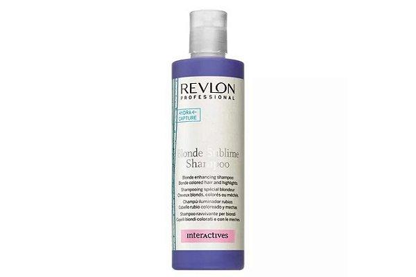 Revlon Professional Blonde Sublime Shampoo 1250ml