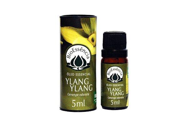 Bioessência Óleo Essencial Ylang-Ylang 5ml