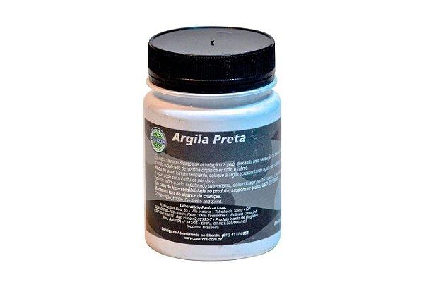 Panizza Pote Argila Preta 200g