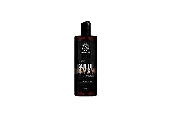Derma Nail Shampoo Cabelo e Barba