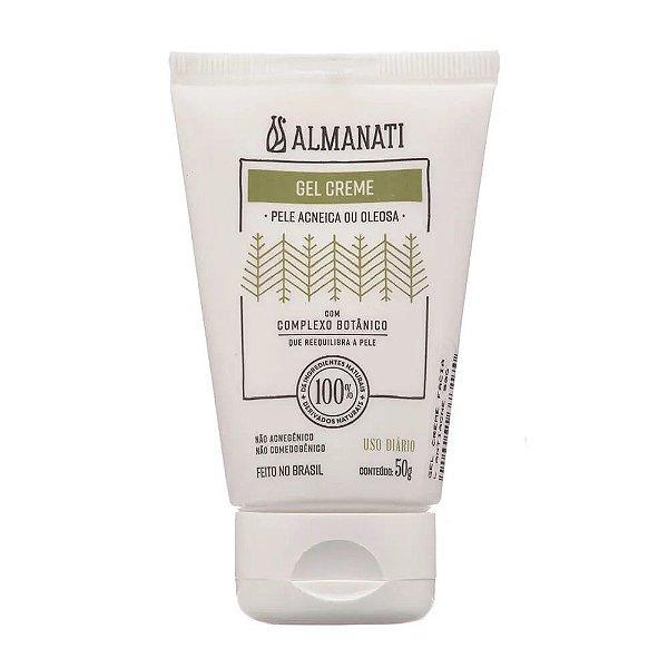 Almanati Gel Creme Facial Antiacne 50g