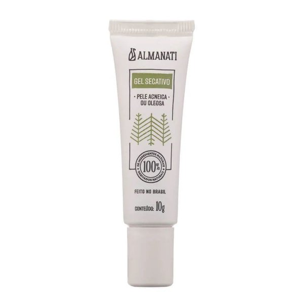 Almanati Gel Secativo Antiacne 10g
