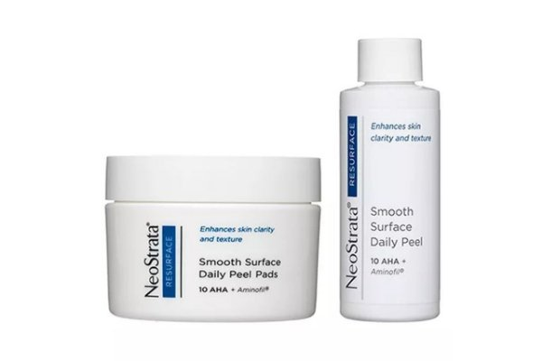 Neostrata Resurface Smooth Surface Daily Peel Pads Anti-Idade 60ml