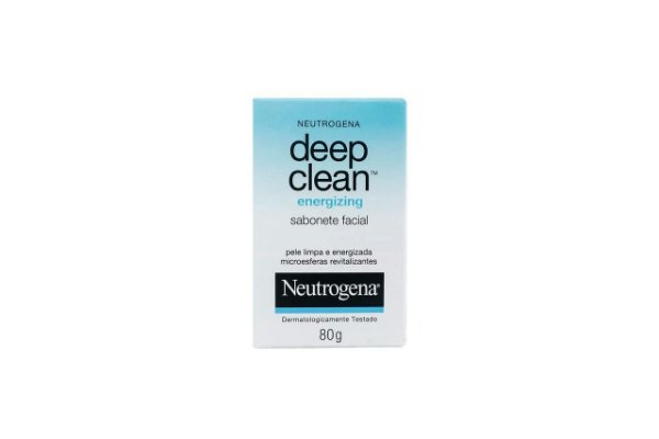 Neutrogena Sabonete Deep Clean Energizing 80g