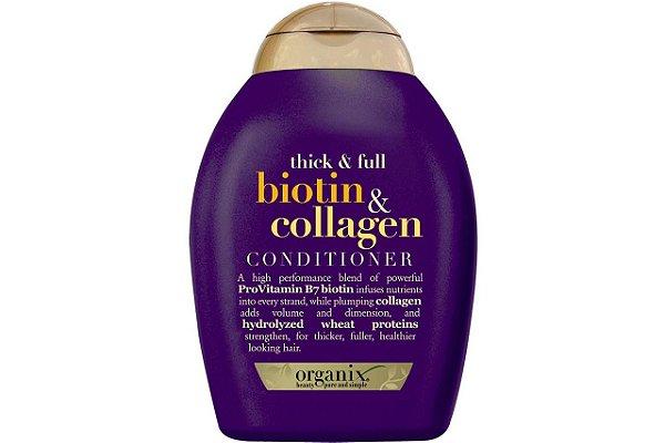 Ogx Condicionador Biotin & Collagen 385ml