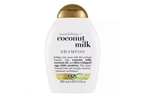 Ogx Shampoo Coconut Milk 250ml