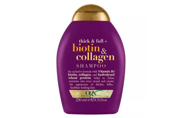 Ogx Shampoo Biotin & Collagen 250ml