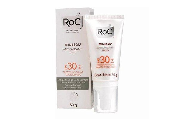 Roc Minesol Antioxidante Fps 30 50g