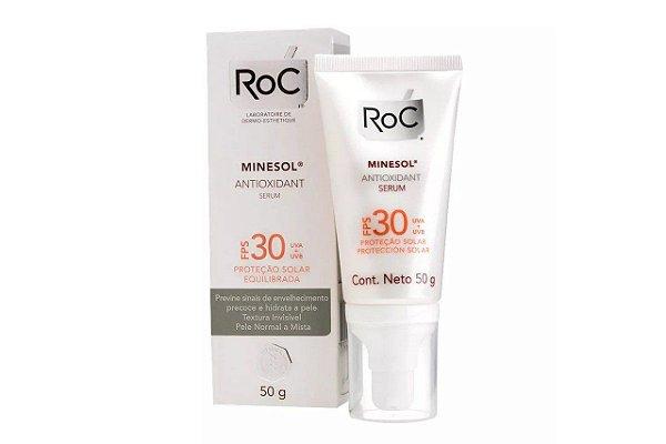Roc Minesol Antioxidante Serum Fps 30 50g