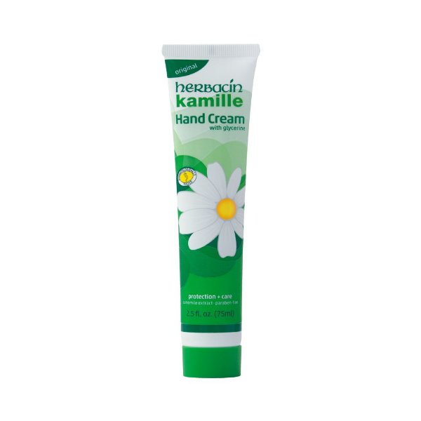Herbacin Kamille Creme p/ Mãos com Glycerina 75ml
