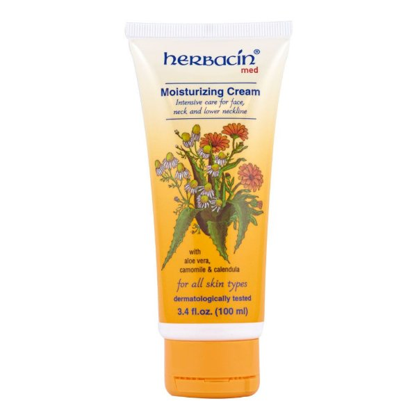 Herbacin Med Creme Hidratante 100ml