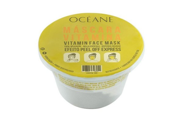 Oceane Mascara Facial Vitamina 28g