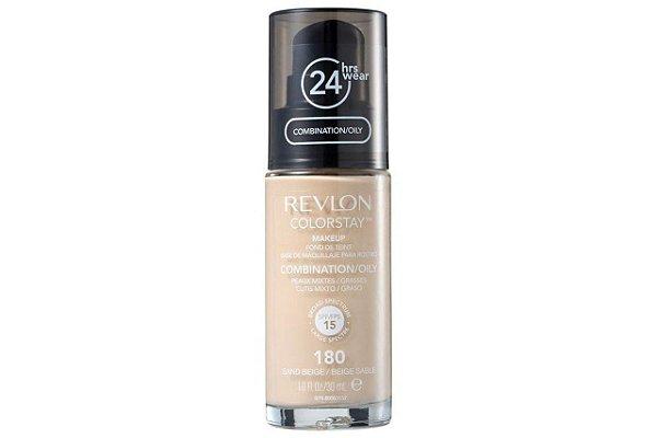 Revlon Base Colorst Pump Oleosa Sand Beige 180 30ml