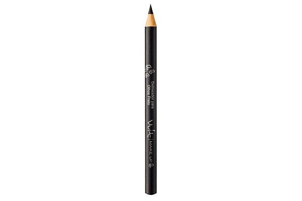 Vult Lápis Madeira Olhos 01 Preto 1,2g