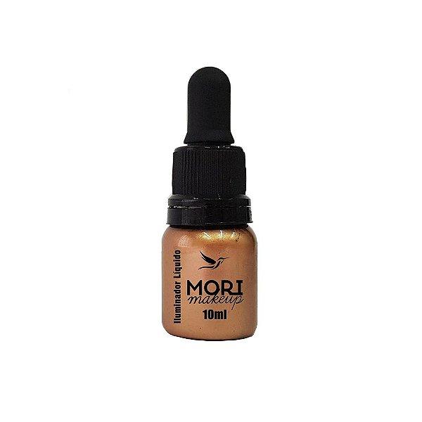 Mori Makeup Iluminador Líquido Ouro Real