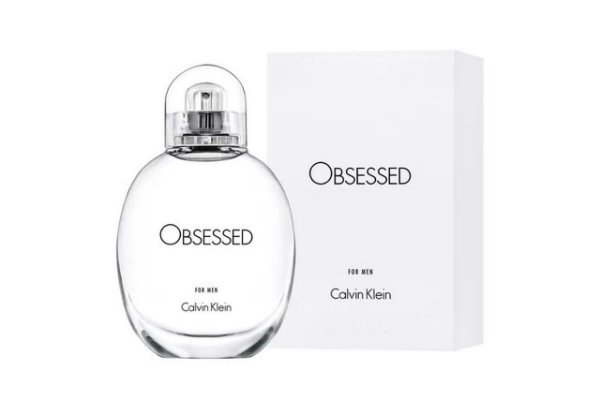 Calvin Klein Edt Ck Obsessed Men Vapo 125ml