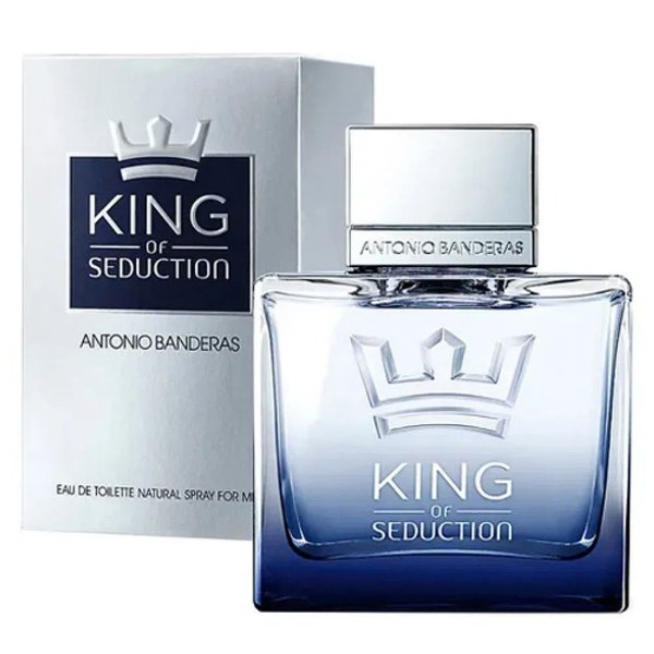 Antonio Banderas King Of Seduction Perfume Masculino Eau de Toilette 100ml