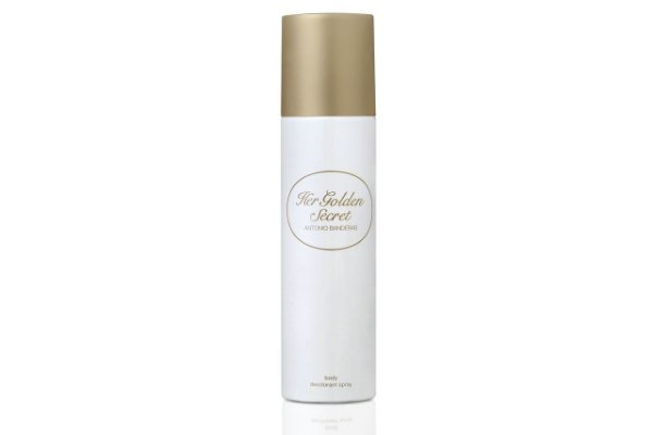 Antonio Banderas Her Golden Secret Fem Deo 150ml